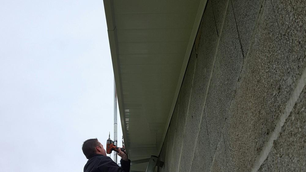 Habillage sous-toiture, sous-face PVC Frisette Ain (01) EURL CURT NICOLAS Ceyzériat